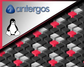 USB-Live Stick: Linux Antergos 18.1 64Bit