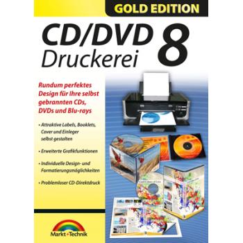 CD-DVD Druckerei 8 - ESD