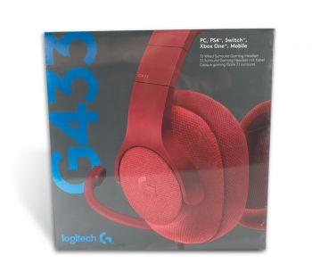 Logitech G433 Sound Gaming HeadSet