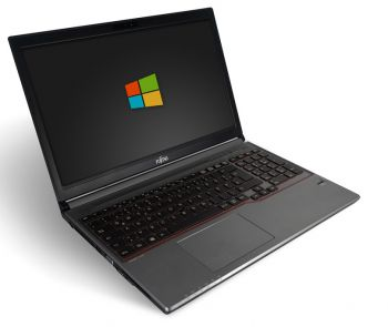 Fujitsu LifeBook E754 15,6 Zoll Full-HD Laptop - Intel Core i7 2x 2,2 GHz DVD-ROM - Webcam