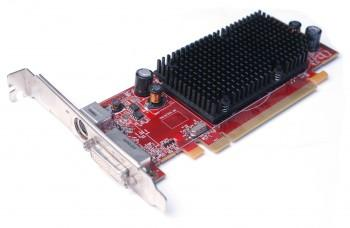 ATI Radeon 2400 Pro Grafikkarte 256 MB DDR2 - 1x DVI 1x S-Video