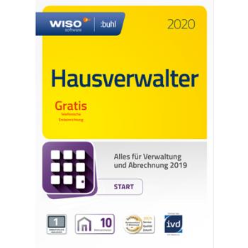 WISO Hausverwalter 2020 Start - ESD