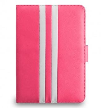 Noratio Smart Cover Retro Style für iPad mini 1. - 4. Generation - rosa